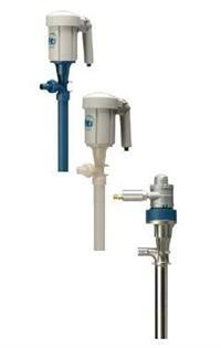 FTI電動聚四氟耐腐蝕插桶泵EFV-40/S2 EFV-40/S2