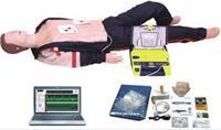 电脑高级心肺复苏、AED除颤仪模拟人(计算机控制) KAH/BLS850