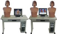 智能型多媒体网络胸部检查教学系统 KAH-X-AT