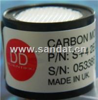 英国进口DDS长寿命一氧化碳电化学传感器 S+4 2ECO