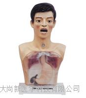 带警示透明洗胃机制模型 BIX-H4/1