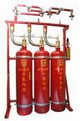 七氟丙烷灭火设备、有管网气体灭火系统