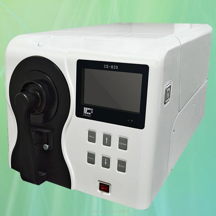 彩谱台式分光测色仪CS-820分光测色仪