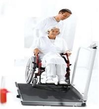 进口轮椅秤,医院专用轮椅秤,医用轮椅称,透析科电子秤 scs