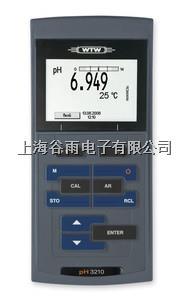 wtw PH3110/PH3210/PH3310,便携式PH計酸度计