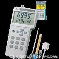 酸碱度、氧化还原、温度测试计 TES-1380K