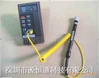 台湾泰仕温度计TES-1310+NR-81531A表面热电偶 TES-1310,NR-81531A