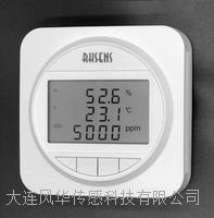 GSP 标准药用及机房监控三合一温湿度传感器+二氧化碳传感器MC200 MC200