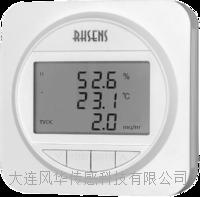 多合一空氣質量檢測儀 溫濕度VOC CO2一體儀表