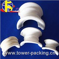 Ceramic Intalox Saddle