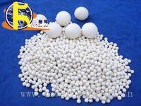 Activated alumina ball