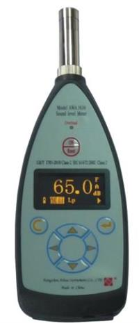 声级计AWA5636-3型