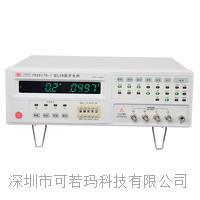 常州扬子 数显LCR测试仪 YD2817D-I测量仪