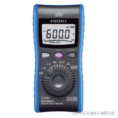 日本日置 HIOKI DT4221 数字万用表