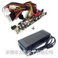 ITX POWER ITX电源适配器配置DC/ATX电源板 LP1280/LP12100+DC to DC Board