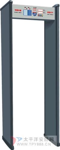数码金属安检门  电子探测门 溜冰场安检门 SMS-B2000