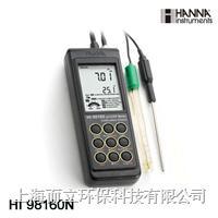 HI98160N 高性能防水型PH/ORP/℃测定仪 HI98160N
