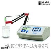HI 3221 高精度实验室酸度测定仪 HI 3221