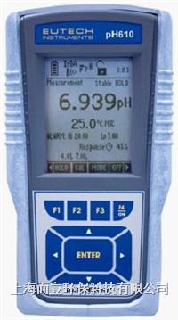 pH 610 便携式pH测量仪  pH 610