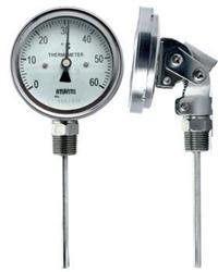萬向型雙金屬溫度計 WSS-480 WSS-580