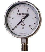 YE-100B/150B系列不銹鋼膜盒壓力表 YE-100B/150B