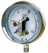 磁助電接點壓力表 YZXC-150
