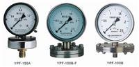 膜片壓力表 YP-100L0-0.6Mpa