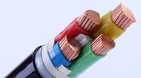 煤礦用銅芯交聯聚乙烯絕緣聚氯乙烯護套電力電纜 MYJ0.6/1KV
