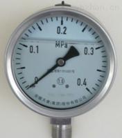 不銹鋼耐震壓力表YN-150B 0-2.5MPA 1.6級 材質304 YN-150B 0-2.5MPA 1.6級 材質304