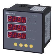 DGE系列42方形多功能电力仪表