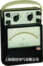 0.5级D77-W电动系交直流单相瓦特表 D77-W