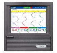 KT100R彩屏无纸记录仪_数据记录仪_温度记录仪_多路温度测试仪 KT100R
