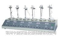 六联控温磁力搅拌器 HJ-6A