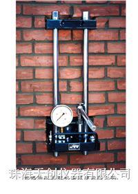 sl80油压防震表式原位压力机 sl80型