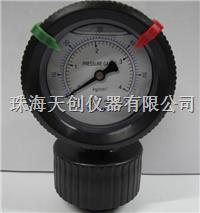 现货供应PP-60隔膜压力表 PP-60