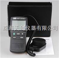 供应台湾泰仕TES-1337大屏幕数字照度计 TES-1337