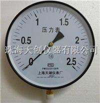 现货供应200mm超大表盘Y-200壓力表锅炉壓力表 Y-200