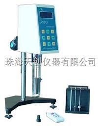 供应高精度高粘度SNB-3数字式粘度计 SNB-3