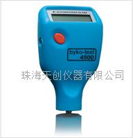 byko-test 4200铁基油漆测厚仪 byko-test 4200