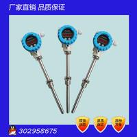 SBWR2460/230带显示热电阻一体化温度变送器 上海仪表一体化温度变送器  SBWR2460/230