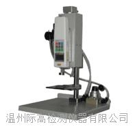 圆形弯曲法织物硬挺度仪专业生产厂家 YG023D型