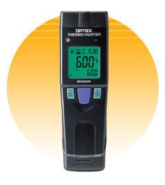 日本OPTEX PT-S80/PT-U80 红外线非接触温度计 红外线测温仪