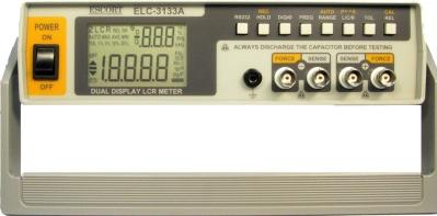 台湾富贵(ESCORT) ELC-3133A LCR电桥 LCR测试仪