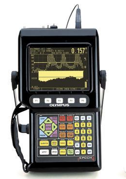 美国泛美 Panametrics EPOCH 4 超声波探伤仪