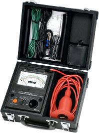 日本KYORITSU 3124 高压兆欧表 高压绝缘电阻测试仪