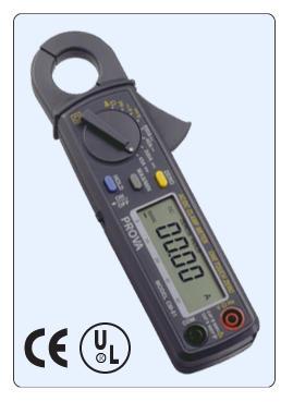 台湾 CM-01 钳型表 低电流交直流钩表