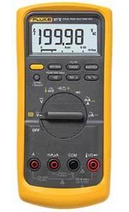 Fluke 80V F87V/E 系列数字多用表