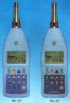 日本理音 (RION) NL-21/NL-31 声级计