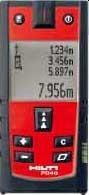 德国喜利得 PD40 手持激光测距仪
