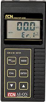 CON-6100 电导率仪 电导率测定仪